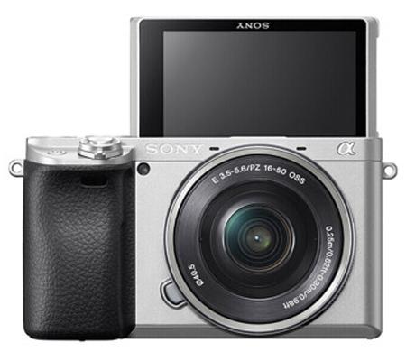 Sony Alpha A6400 kit 16-50mm f/3.5-5.6 OSS Silver