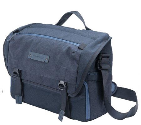 Vanguard Veo Range 38M Large Messenger Camera Bag Navy Blue
