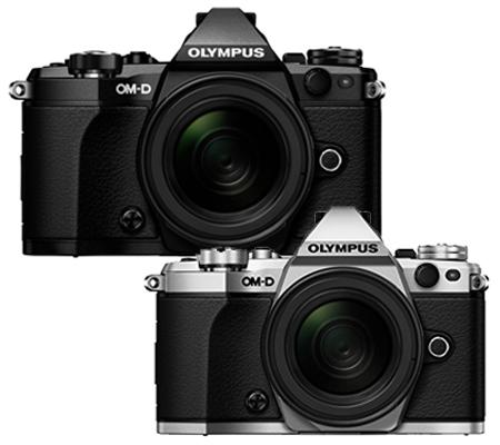 Olympus OM-D E-M5 Mark II kit M.Zuiko Digital ED 12-50mm f/3.5-6.3 EZ Black