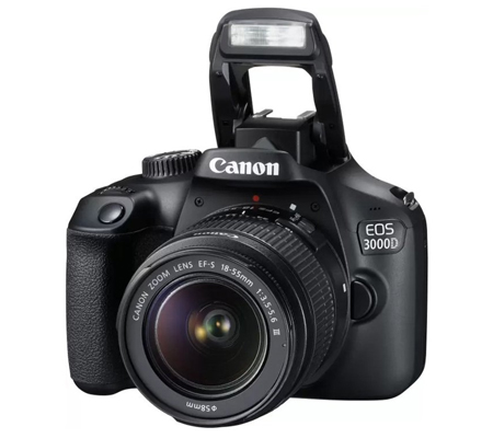 Canon EOS 3000D Kit EF-S 18-55mm III