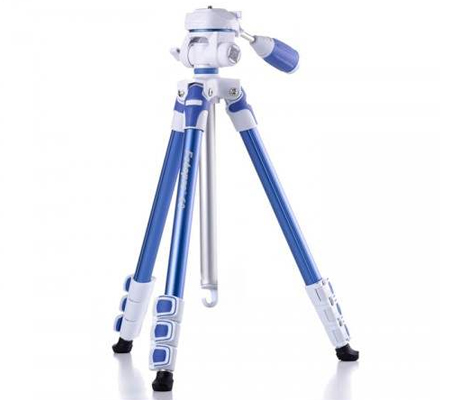 Fotopro S3 Photo Tripod Blue.
