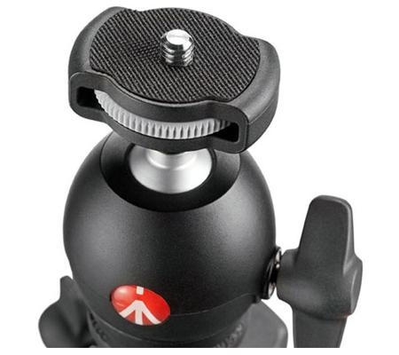 Manfrotto Tripod Compact Light MKCOMPACTLT Black