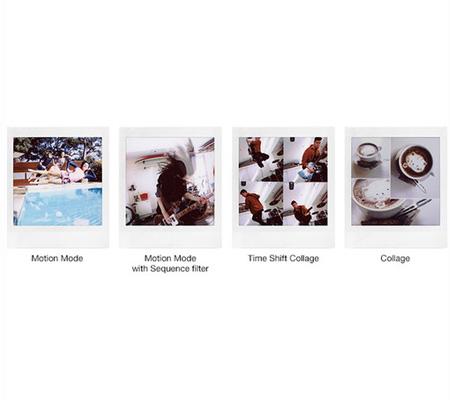 Fujifilm Instax Square SQ20 Hybrid Instant Camera Black