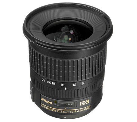 Nikon AF-S 10-24mm f/3.5-4.5G DX ED
