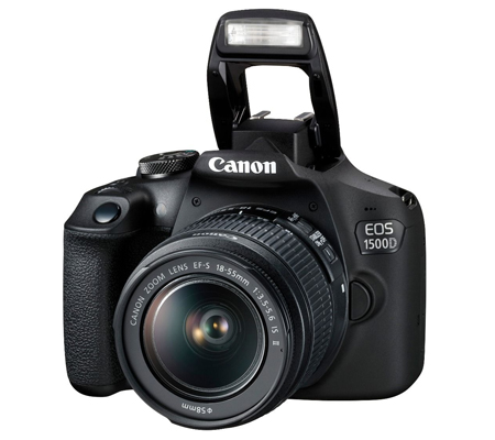 Canon EOS 1500D Kit EF-S 18-55mm IS II