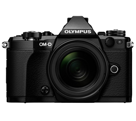 Olympus OM-D E-M5 Mark II kit M.Zuiko Digital ED 12-50mm f/3.5-6.3 EZ Black