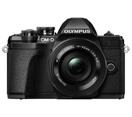 Olympus OM-D E-M10 Mark III kit 14-42mm EZ Black
