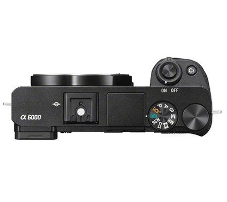 Sony Alpha A6000 Body Black