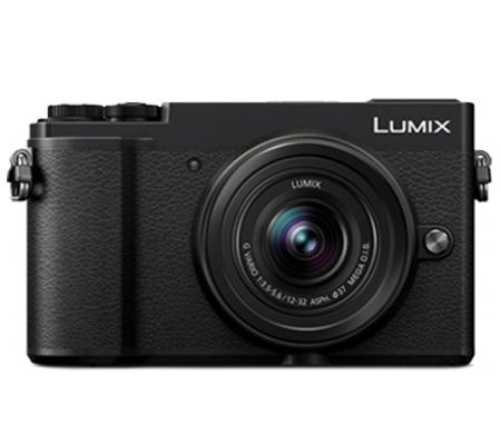 Panasonic Lumix DC-GX9 kit G Vario 12-32mm f/3.5-5.6 Black