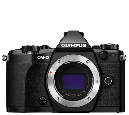 Olympus OMD E-M5 Mark II Body Black