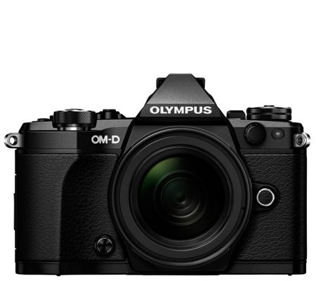 Olympus OMDEM5 Mark II kit M.Zuiko Digital ED 12-50mm f/3.5-6.3 EZ Black