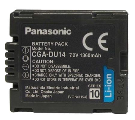 ATTitude Panasonic CGA-DU14 Battery