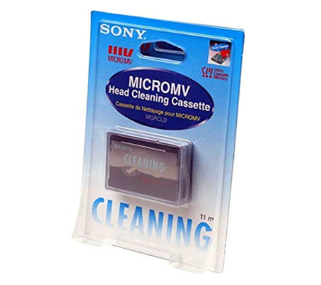 Sony Cleaning Cassette Micro MV
