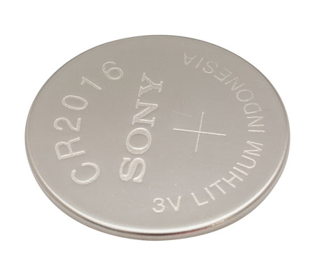 Sony Lithium Battery CR2016