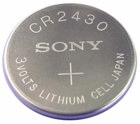 Sony CR2430 Battery