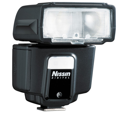 Nissin i40 Compact Flash for Fujifilm Cameras