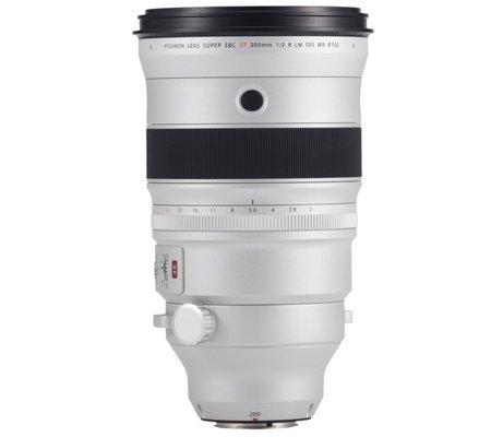 Fujifilm  XF200mm f/2 R LM OIS WR with XF 1.4x TC F2 WR Teleconverter Kit