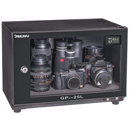 Samurai GP3-25L 25Liter Digital Dry Cabinet