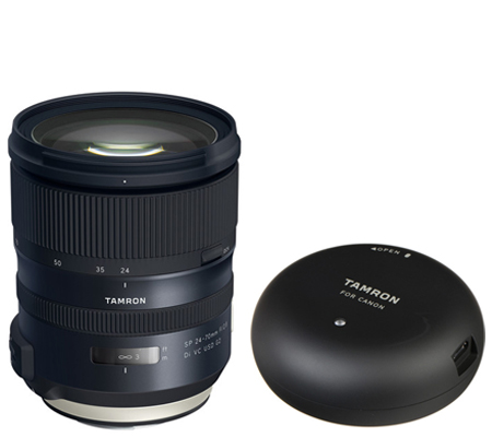 Tamron For Canon SP 24-70mm f/2.8 Di VC USD G2 + TAP-in Console