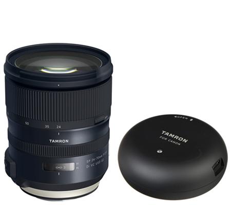 Tamron For Canon SP 24-70mm f/2.8 Di VC USD G2 + TAP-in Console