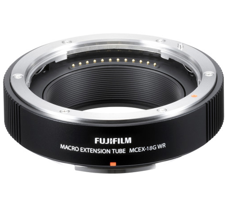 Fujifilm MCEX-18G WR Macro Extension Tube for Fujifilm GFX Cameras