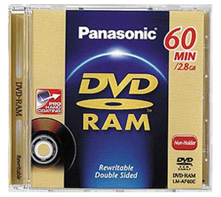 Panasonic DVD-RAM 60min LM-AF60E