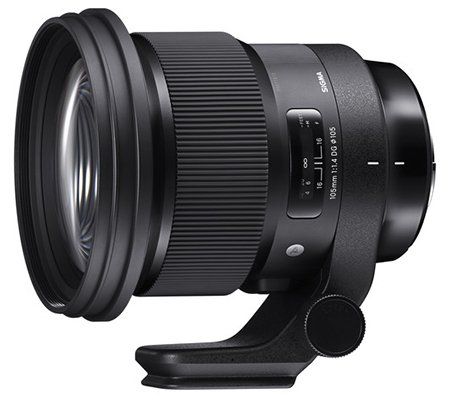 Sigma for Sony E 105mm f/1.4 DG HSM Art (A)