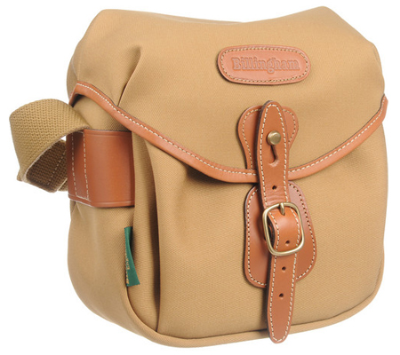 Billingham Hadley Digital Khaki Tan 100% Handmade in England