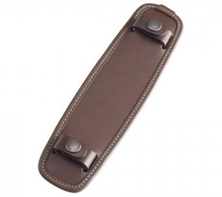 Billingham SP40 Shoulder Pad Choco 100% Handmade in England