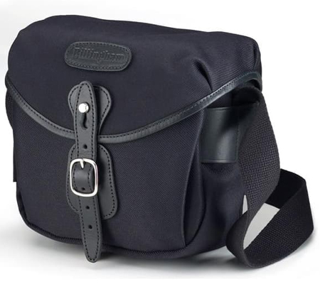 Billingham Hadley Digital Black Black 100% Handmade in England