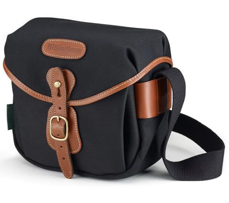 Billingham Hadley Digital Black Tan100% Handmade in England