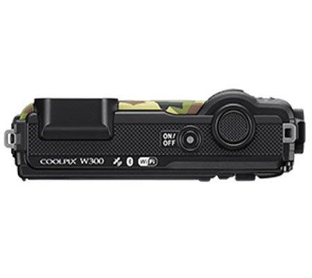 Nikon Coolpix W300 Army