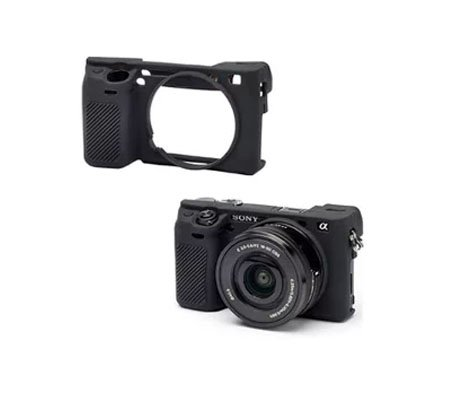 ::: USED ::: Easy Cover for A6000/A6300 (Black) (Excellent)