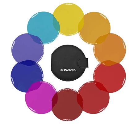 Profoto OCF Color Effects Gel Pack.