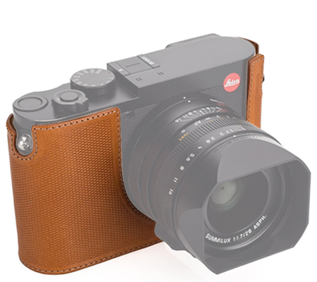 Leica Protector Q2 Brown (19567).