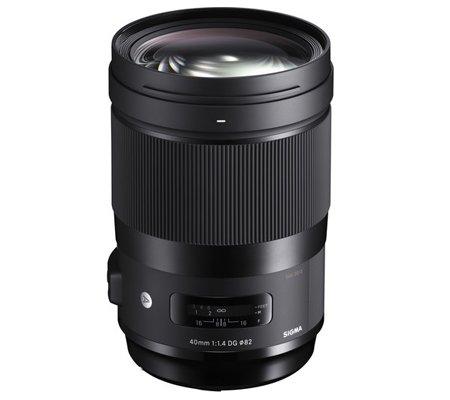 Sigma for Nikon F 40mm f/1.4 DG HSM Art