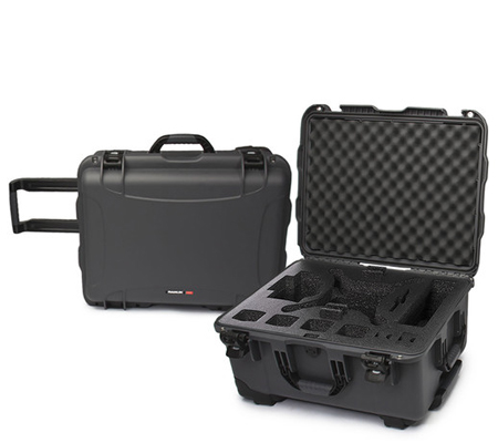 Nanuk 950 Waterproof Hard Case with Foam for DJI Phantom 4/4 Pro/4 Pro+ Graphite
