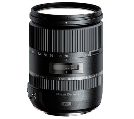 Tamron for Canon 28-300mm f/3.5-6.3 Di VC PZD