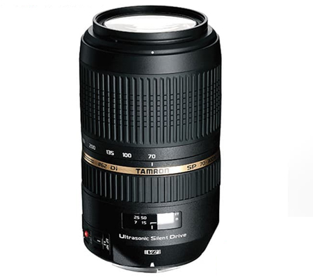 Tamron for Canon SP 70-300mm f/4-5.6 Di VC USD