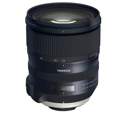 Tamron for Nikon SP 24-70mm f/2.8 Di VC USD G2