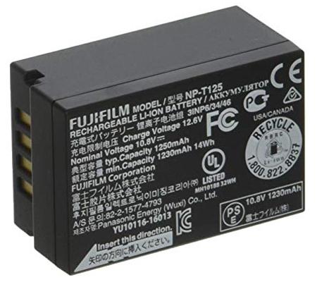 Fujifilm NP-T125 Battery For Fujifilm GFX Series