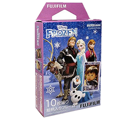 Fujifilm Instax Mini Paper Frozen