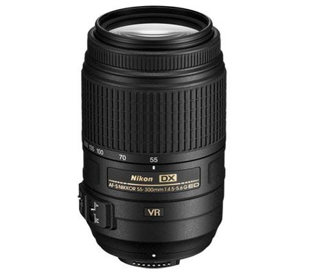 Nikon AF-S 55-300mm f/4.5-5.6G DX VR ED