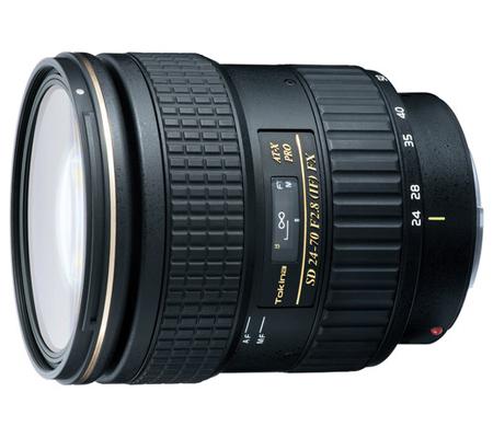 Tokina for Nikon AT-X 24-70mm f/2.8 PRO FX