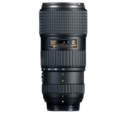 Tokina for Nikon AT-X 70-200mm f/4 PRO FX VCM-S