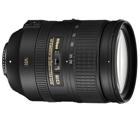 Nikon AF-S 28-300mm f/3.5-5.6G VR ED