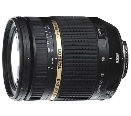 Tamron for Nikon AF 18-270mm f/3.5-6.3 Di II VC PZD (Built-in Motor)