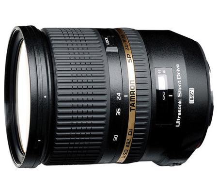 Tamron for Nikon SP 24-70mm f/2.8 Di VC USD