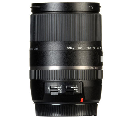 Tamron for Canon 16-300mm f/3.5-6.3 Di II VC PZD MACRO