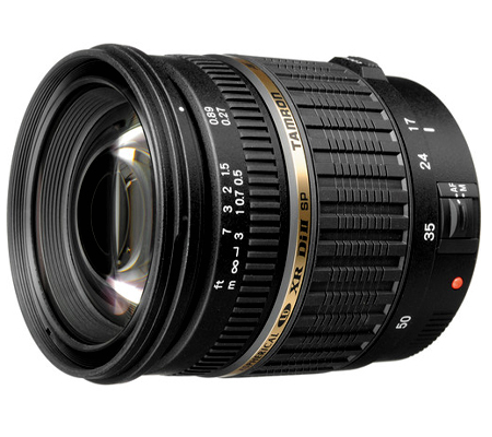 Tamron for Canon SP AF 17-50mm f/2.8 XR Di II LD Aspherical IF